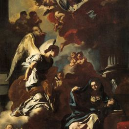 Solimena L'Annonciation