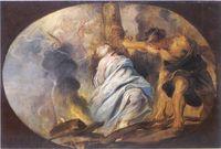 Paul Rubens_Le Martyre de sainte Lucie