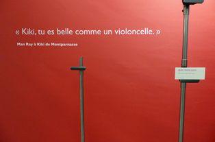 """Démontage de l'exposition """"L'amour fou ?"""""""