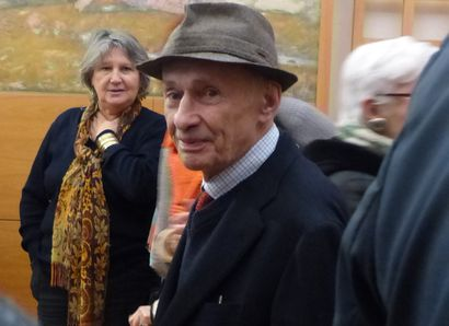 Jacques Villeglé - janvier 2016