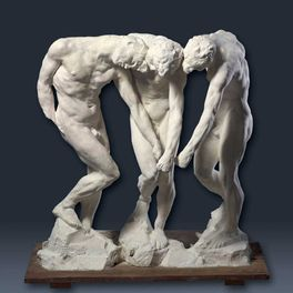 Auguste Rodin_Les Ombres