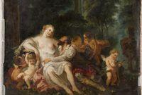 EISEN Charles, Henri IV et Gabrielle d'Estrées