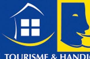 Logo Tourisme & handicaps mental et visuel