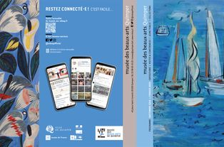 Couverture du programme d'activités septembre 2019-février 2020